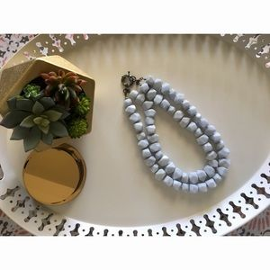 Jewelry - 3 for $25 - Light Blue Chunky Beaded Necklace